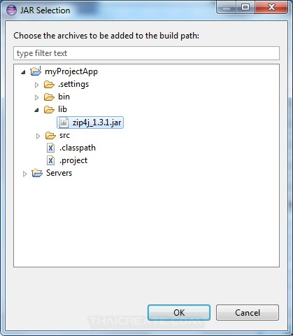 Java Extract Zip Decompress files