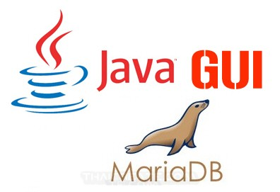 Java GUI and MariaDB Database
