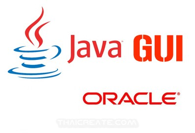 Java GUI and Oracle Database