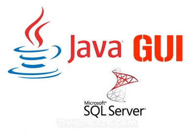 Java GUI and SQL Server Database