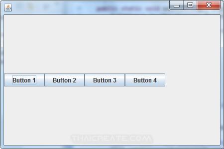 Java Box Layout (BoxLayout)