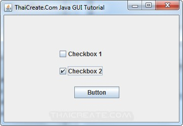 Java Check Box (JCheckBox)