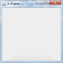 Java Swing and Frame (JFrame)