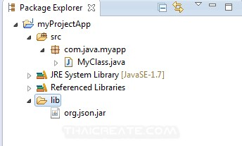 Java  and Json