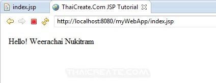 JSP and Basic Webpage , Basic HTML and JSP Scriptlets (Java)