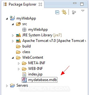 JSP and MS Access Database