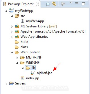 JSP and Oracle Database