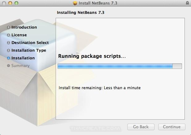 Mac Netbeans for Java