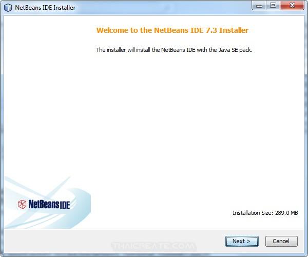 Netbeans for Java