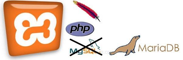 XAMPP and MariaDB