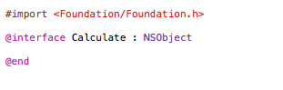 Objective-C and Class Object (OOP)