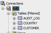 Oracle Database Create Table