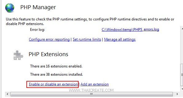 PHP IIS & SQL Server  (mssql)