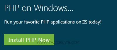 PHP IIS & SQL Server  (sqlsrv)