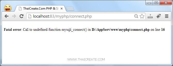 PHP MySQL (mysqli)