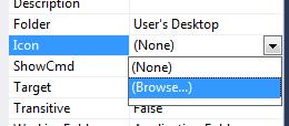 Setup Project Visual Studio