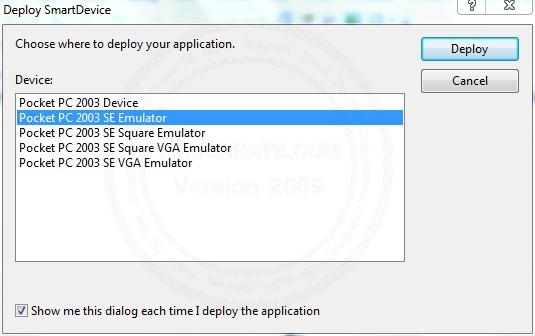 Shared Folder or Map Drive in Emulator Smart Device
