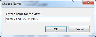 VIEW บน SQL Server
