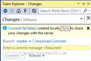 TFS Git Integration Visual Studio Online