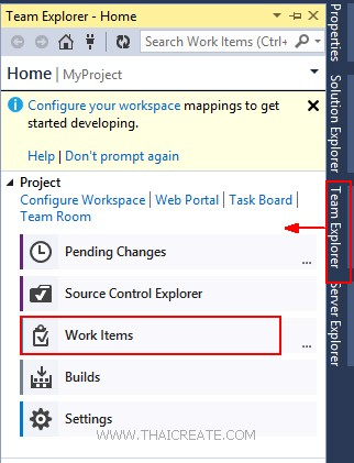 User บน Visual Studio Online Work Items and Agile Planning