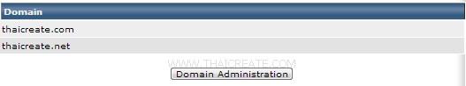 Direct Admin Domain Setup