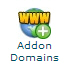 Cpanel : Addon Domains