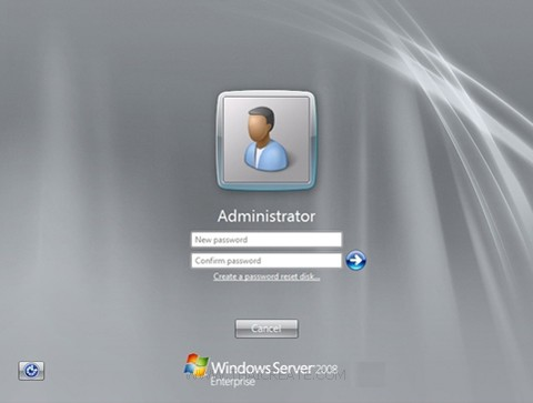 Windows Server 2008 Web Server