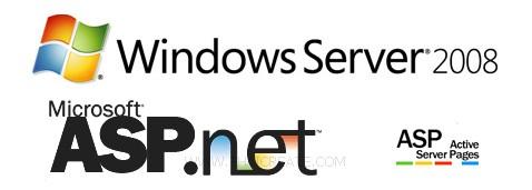 ASP / ASP.Net / CGI บน IIS Web Server (Windows Server 2008)