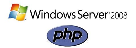 Windows Server 2008 IIS PHP CGI
