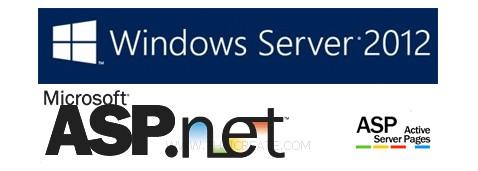 ASP / ASP.Net / CGI บน IIS Web Server (Windows Server 2012)