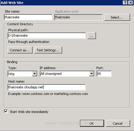 Windows Azure VM Windows Server FTP