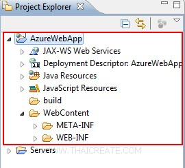 Config Eclipse Windows Azure