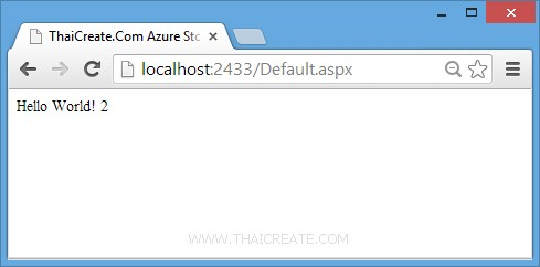 How to use .NET (ASP.Net) De-queue the next messag