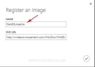 OS from Image Virtual Machine