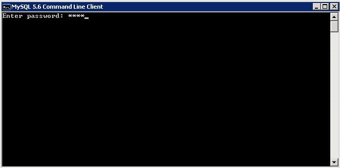 Install MySQL Database Virtual Machine (VM)