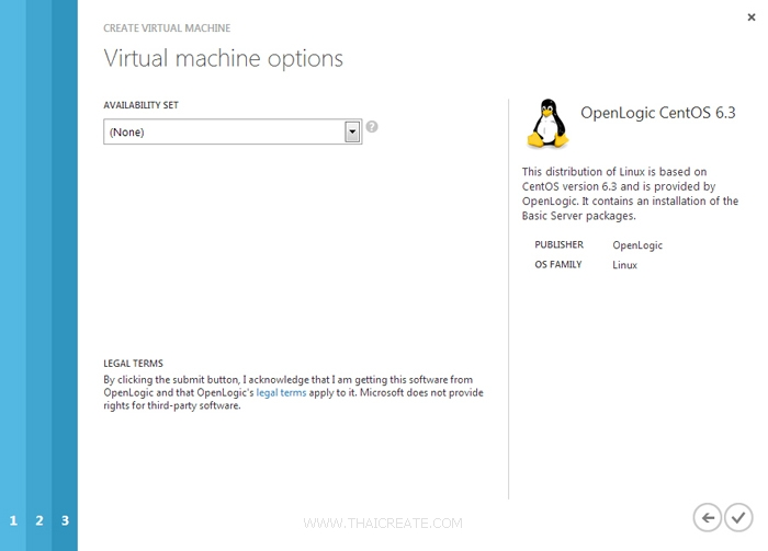 OS Linux Virtual Machine