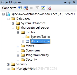 ASP.Net Web Site SQL Server Database