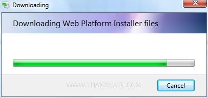 Web Site บน Windows Azure ด้วย Web Matrix