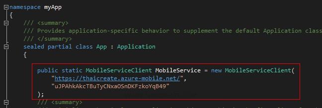 Windows Store App : Login User Password