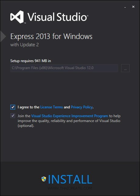 Visual Studio 2013 for Windows Phone 8
