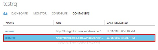 Windows Phone 8 and Azure Blob Storage  (Windows Azure)