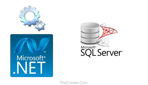 Windows Service Database SQL Server