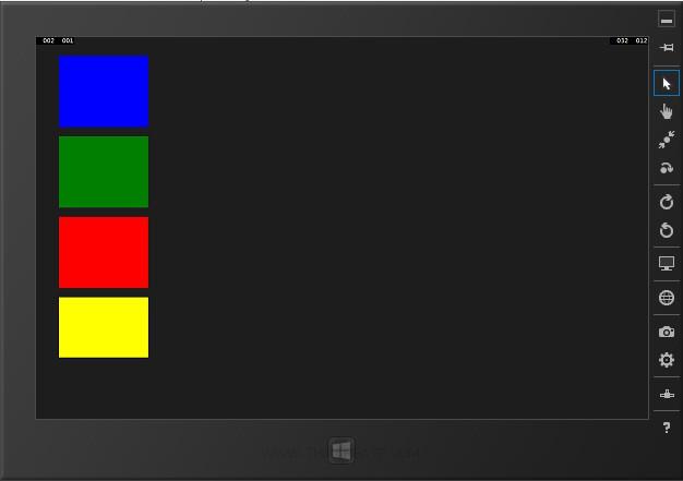ListView และ GridView บน Windows Store Apps