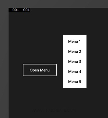 Context Menus and Popup Menu
