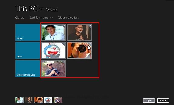 Windows Store Apps Copy File Storage