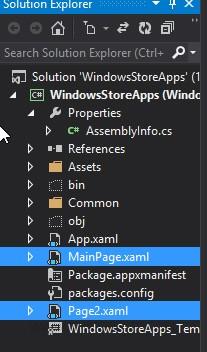 Windows Store Apps Local app data