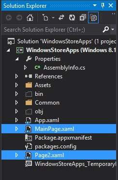 Windows Store Apps Storage Text file