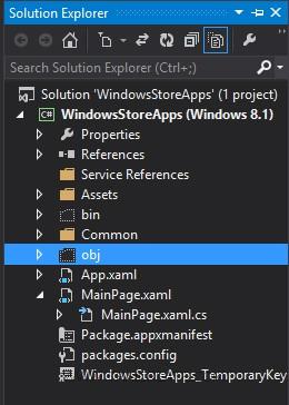 Windows Store Apps and Windows Azure Storage