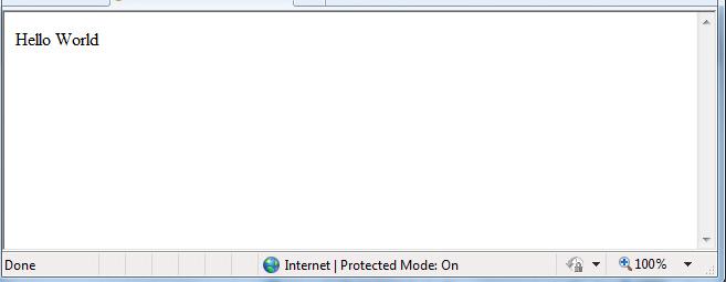 IIS7 & Windows7 for ASP.NET