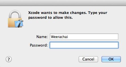 Xcode Starter